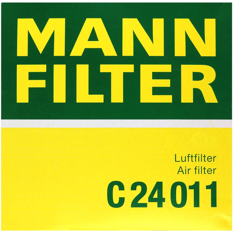 MANN-FILTER Inspektions Set Inspektionspaket Luftfilter /Ölfilter