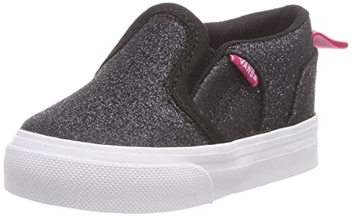 e7046bc98a679a Vans Unisex Babies  Asher V Toddler Low-Top Sneakers  Amazon.co.uk ...