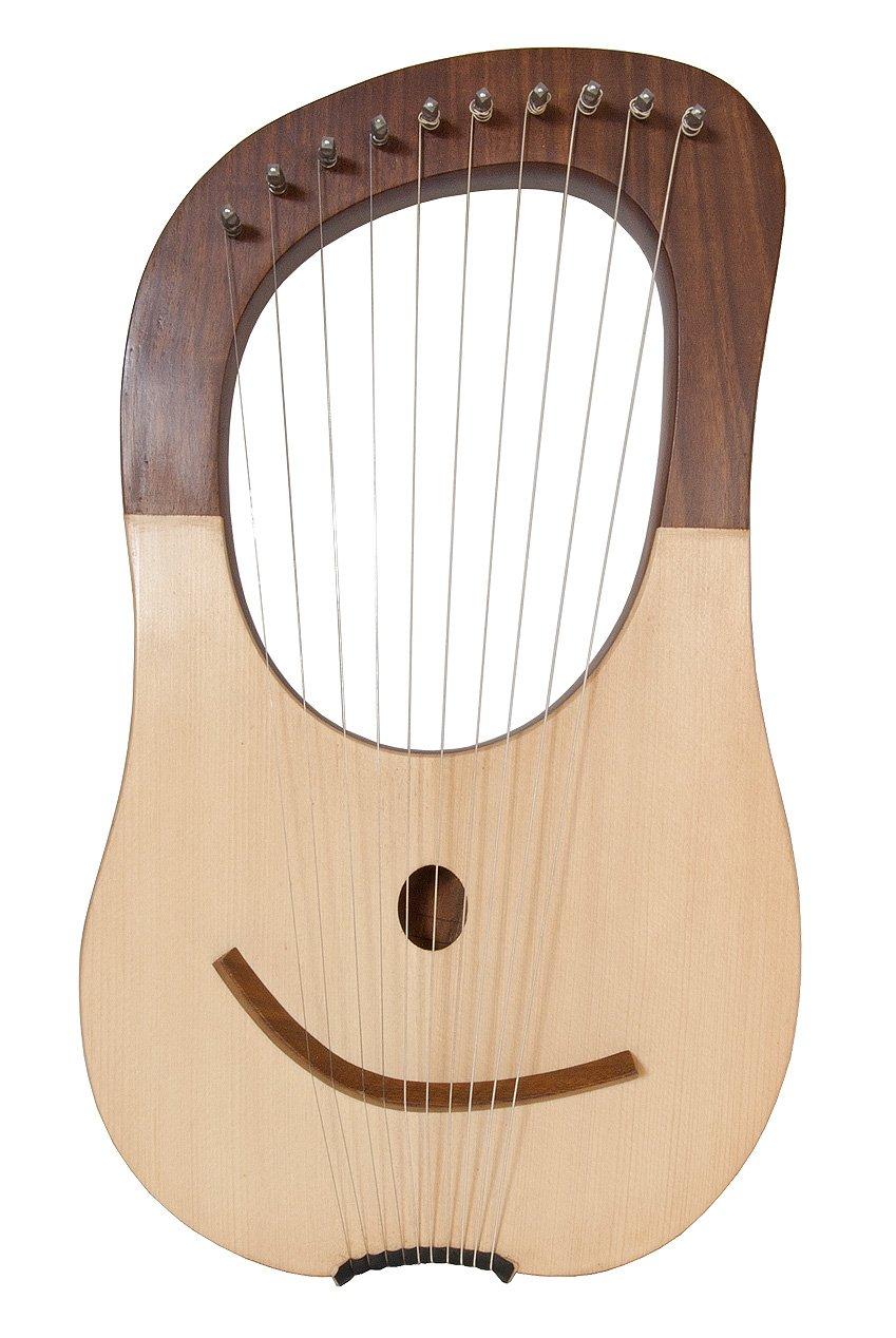 Mid-East Lyre Harp, 10 String HLRT HLRT.ME