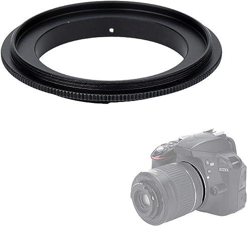 D3200 D3300 D5000 AL Photo camera protection ring 58mm for Nikon
