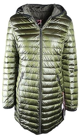Frieda & Freddies Damen Mantel Größe 40 Grün (grün): Amazon