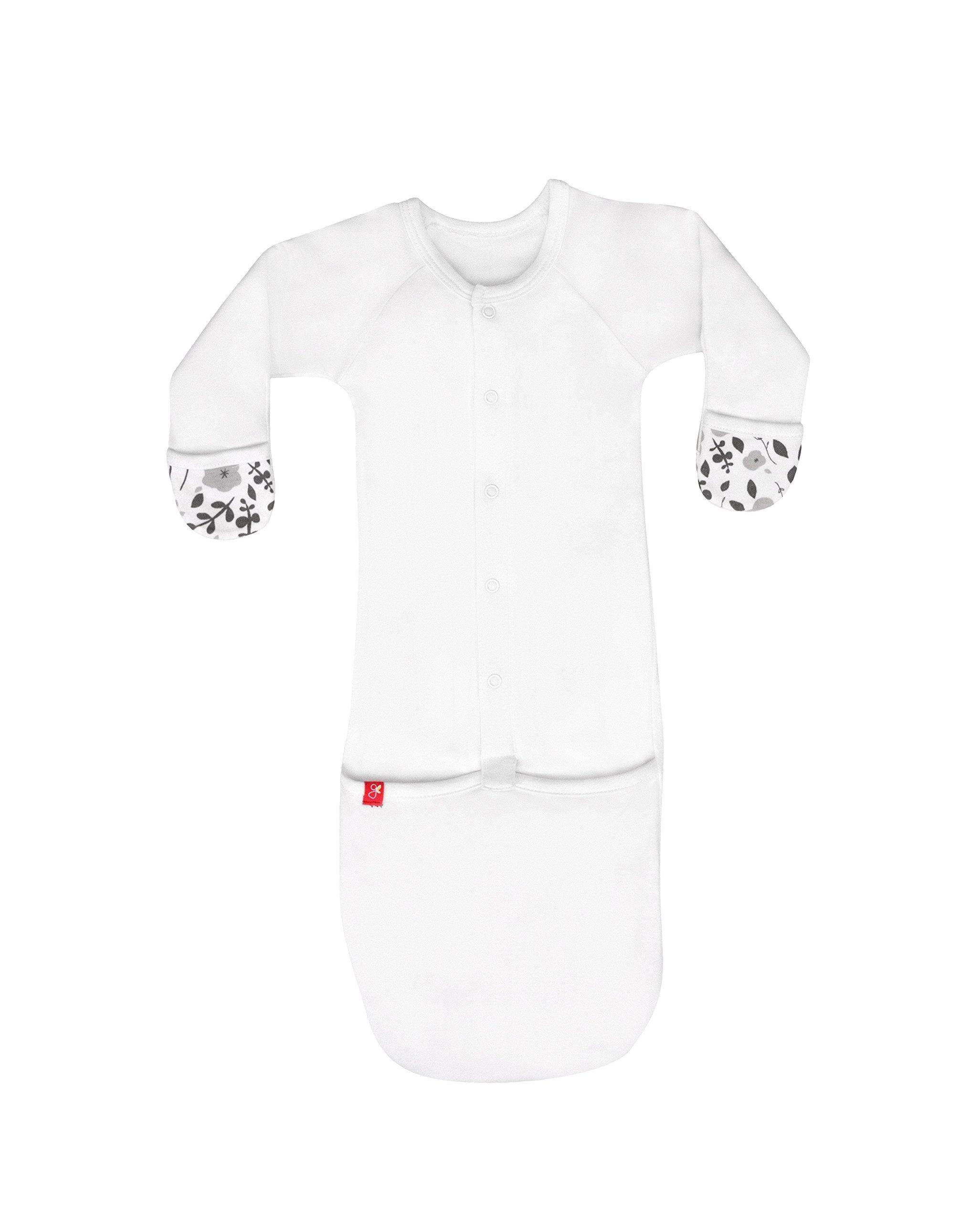 Baby Pajamas, Convertible Slip-On Sleep Sack