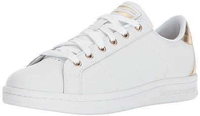 03a465174e1f Skechers Kids Girls  Omne Kort Classix Sneaker