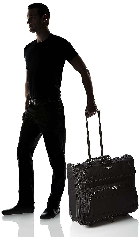 cb88b25ba849 Travel Select Amsterdam Rolling Garment Bag Wheeled Luggage Case ...