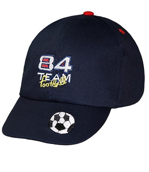EveryHead Fiebig Basecap Per Ragazzi Baseball Protezione Di Estate Berretto  Con Visiera Abbigliamento Strada Ricamo Calcio f93b8501b036