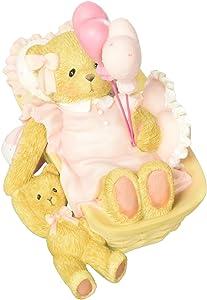 Cherished Teddies Love Gives us High Hopes Carolina Valentine Bear Figurine