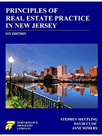 Principles of Real Estate Practice in New Jersey