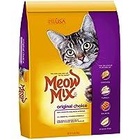 Meow Mix Dry Cat Food Original