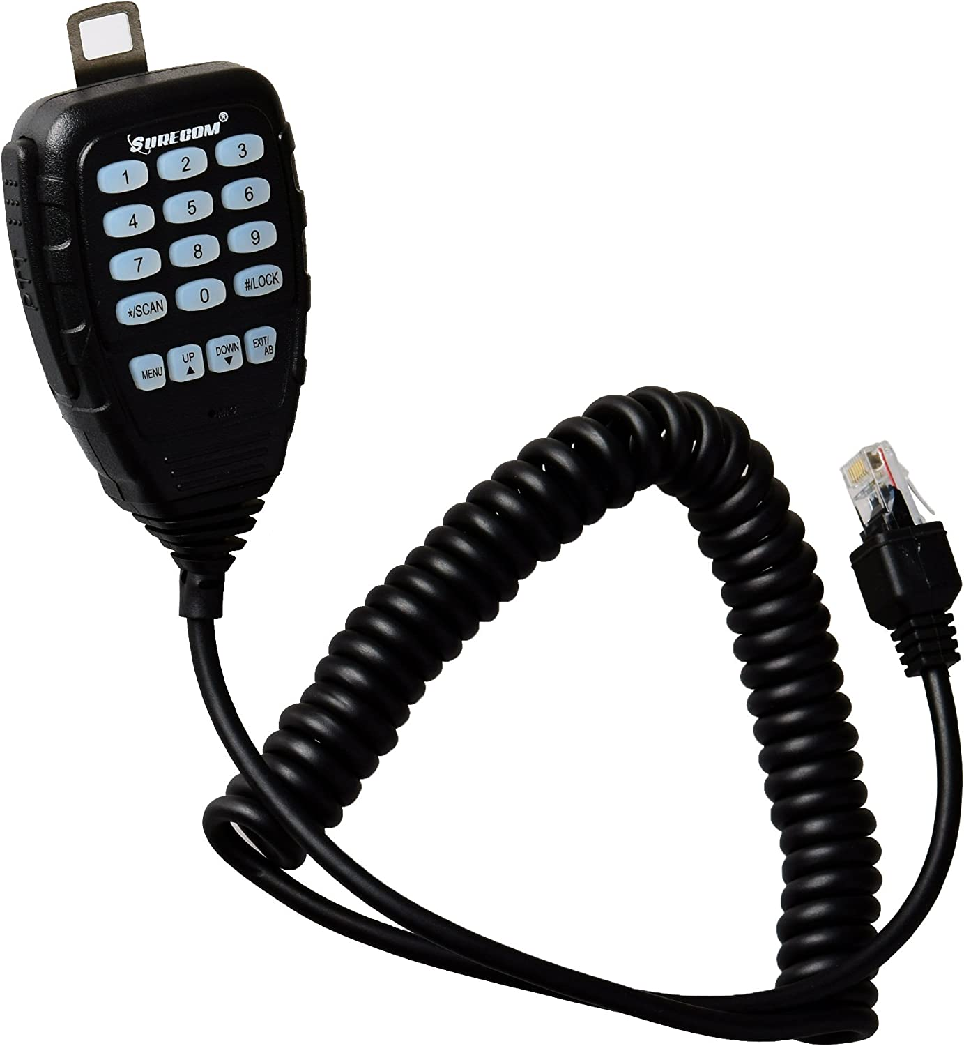 Gam3Gear Surecom KT-8900D 136-174 220-260 350-390 400-480 Mini Color Screen Mobile Radio