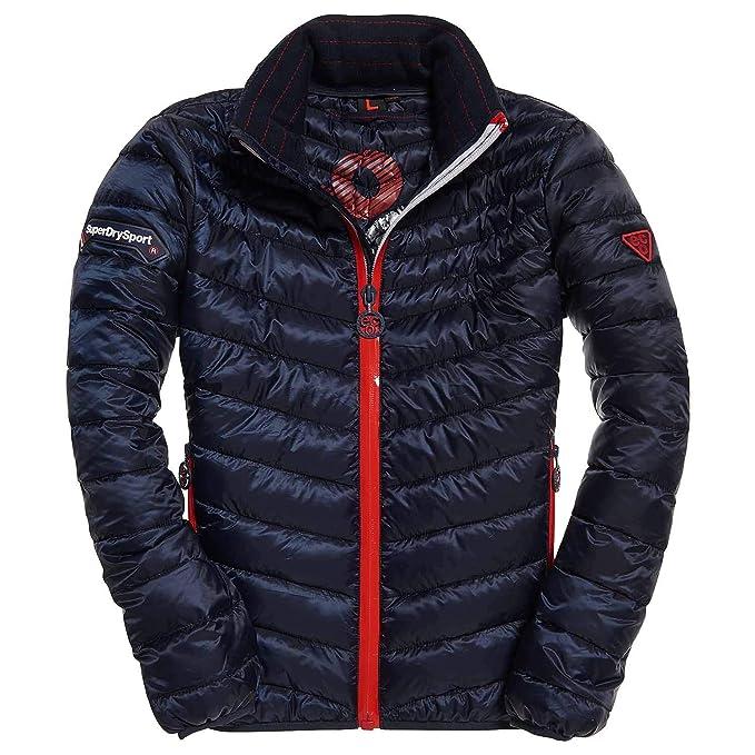 ba6cf6f62c8896 Superdry Eco Fuji, Jacket for Men: Amazon.co.uk: Clothing