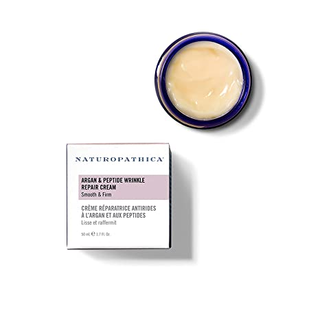 Naturopathica Argan Peptide Wrinkle Repair Cream 1.7 oz.