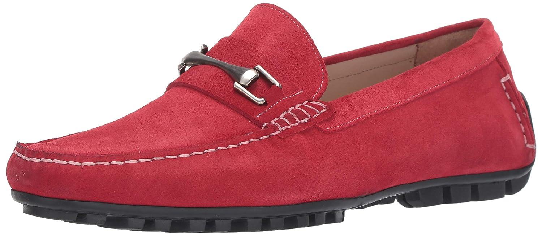 röd Bacco Bacco Bacco Bucci herrar Arcuri Driving Style Loafer  kundens första rykte först