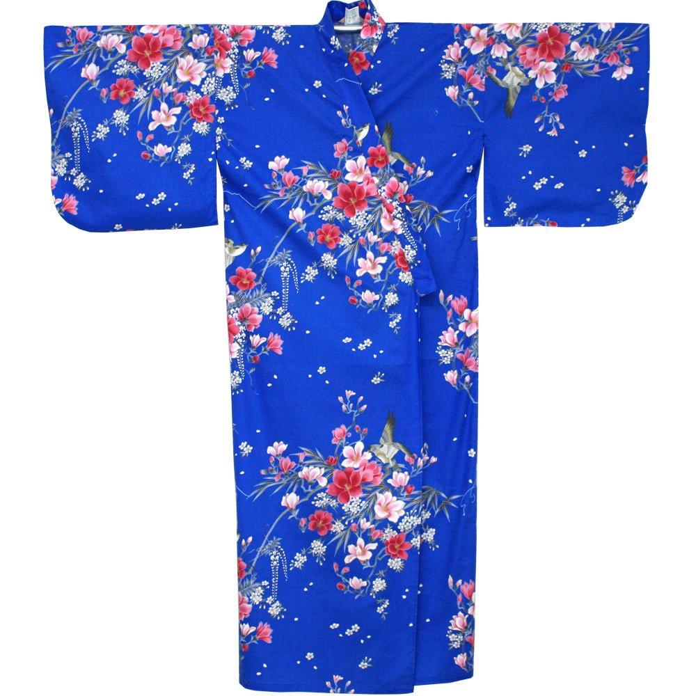 Kimono, Damen, Tori to Hanamit Obi(Gürtel)