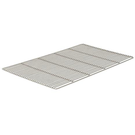 Parrilla de acero inoxidable rectangular (varios tamaños ...
