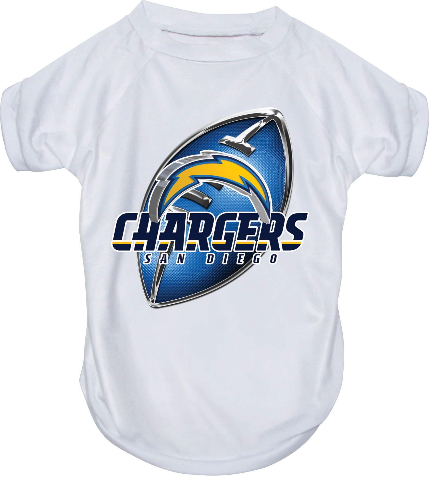 Hunter MFG San Diego Chargers Performance T-Shirt, Large