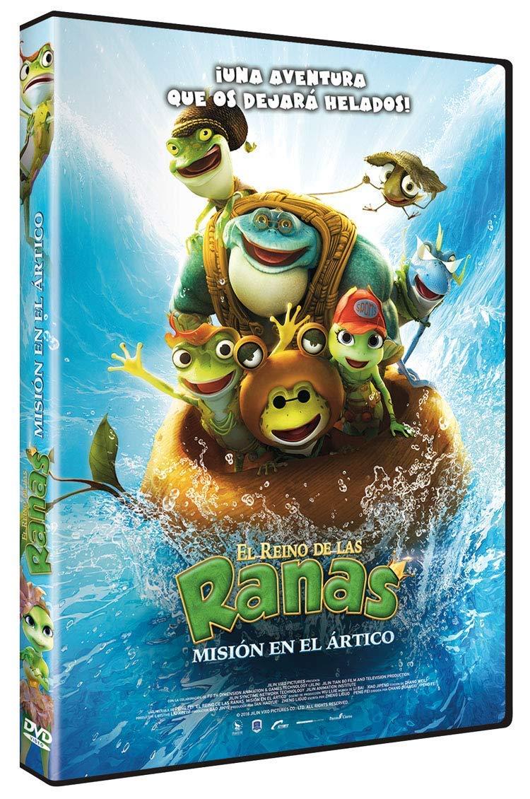 Amazon.com: El reino de las ranas - Frog Kingdom (Non USA ...