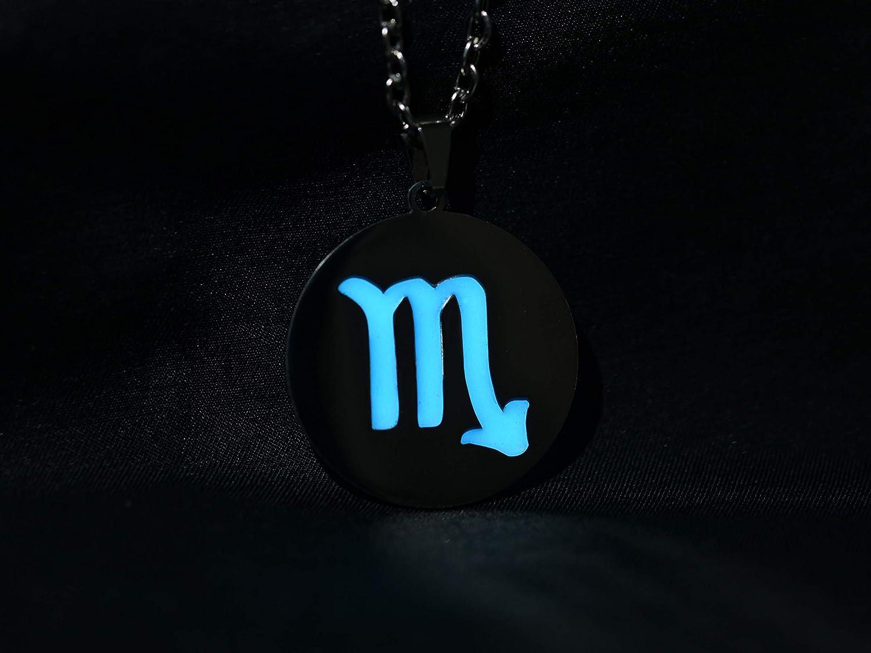 Birthday Gift,Handmade Jewelry-Scorpio Custom Jewelry Zodiac Necklace Gifts for Her Zodiac Jewelry,Personalized