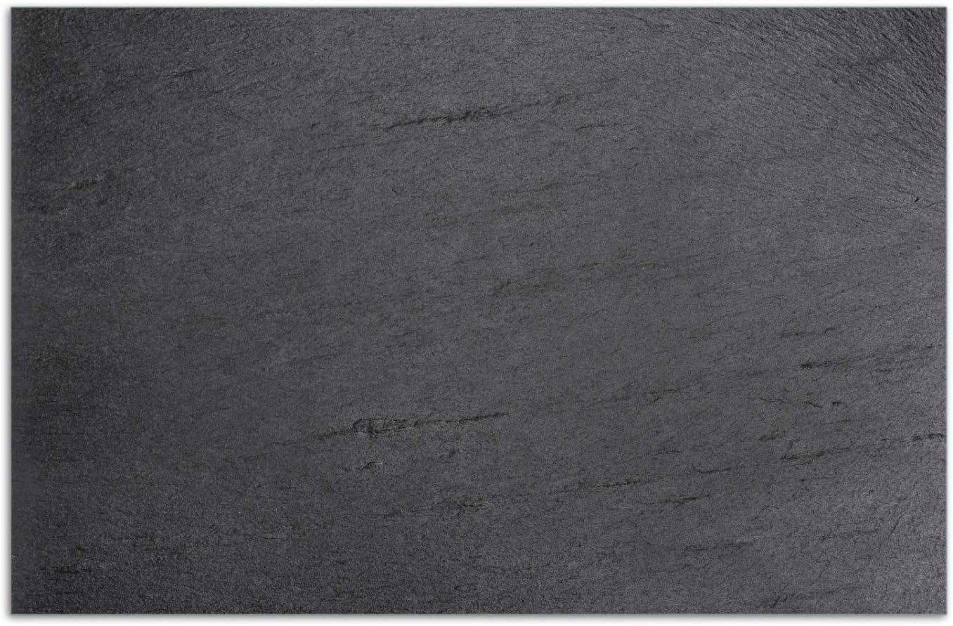 f/ür Ceran und Induktionsherde Wallario Individuelle Herdabdeckplatte//Spitzschutz aus Glas 40 x 52 cm mit 13 mm hohen F/ü/ßen