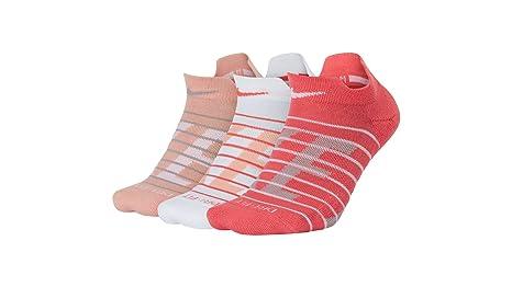 82f6026de2289 Nike Women`s Dry Cushion Low Training Socks (3 Pair)