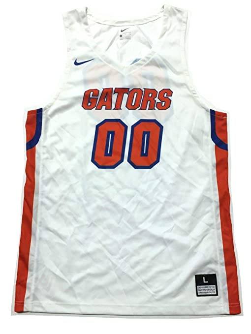 brand new 175e4 7d87f Nike Florida Gators Hyperelite Basketball Game Jersey Men's ...