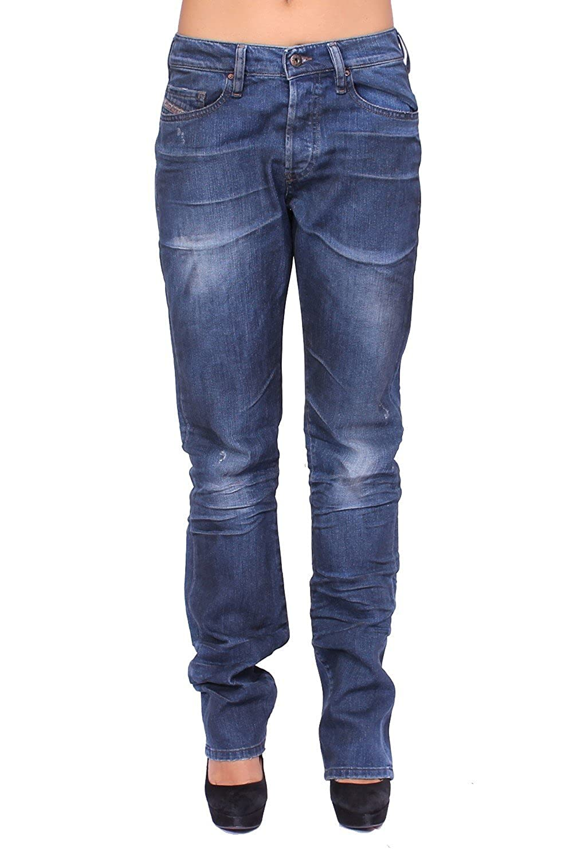 DIESEL - Women's Jeans MYGUY 804D - Relaxed Boyfriend - Stretch