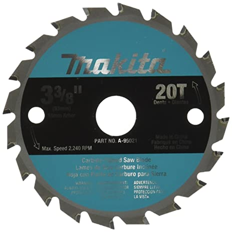 Makita a 95021 3 38 inch tct saw blade for wood circular saw makita a 95021 3 38 inch tct saw blade for wood greentooth Image collections
