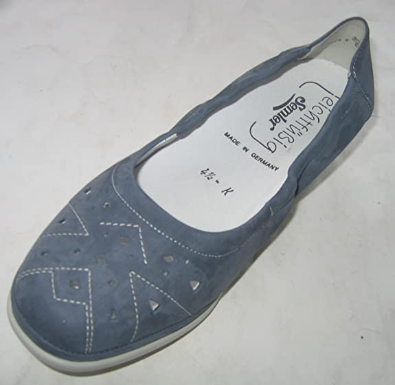 Semler N5015-040-075 Natascha donna scarpe pelle Numero di scarpe UK 4 ( EU  37 ): Amazon.it: Scarpe e borse