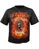 FIVE FINGER DEATH PUNCH - Burn in Sin - T-Shirt