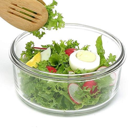 Lunch box, Cristal caja de almuerzo;Caja de almacenamiento de ...