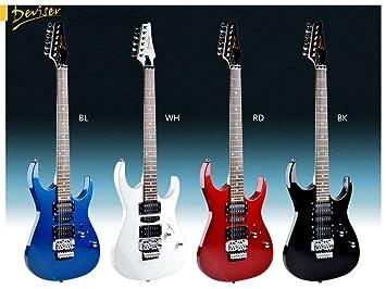 Profesional Guitarra eléctrica DEVISER JC de 5