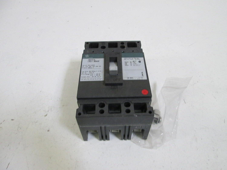 TED134025 - GE Circuit Breakers