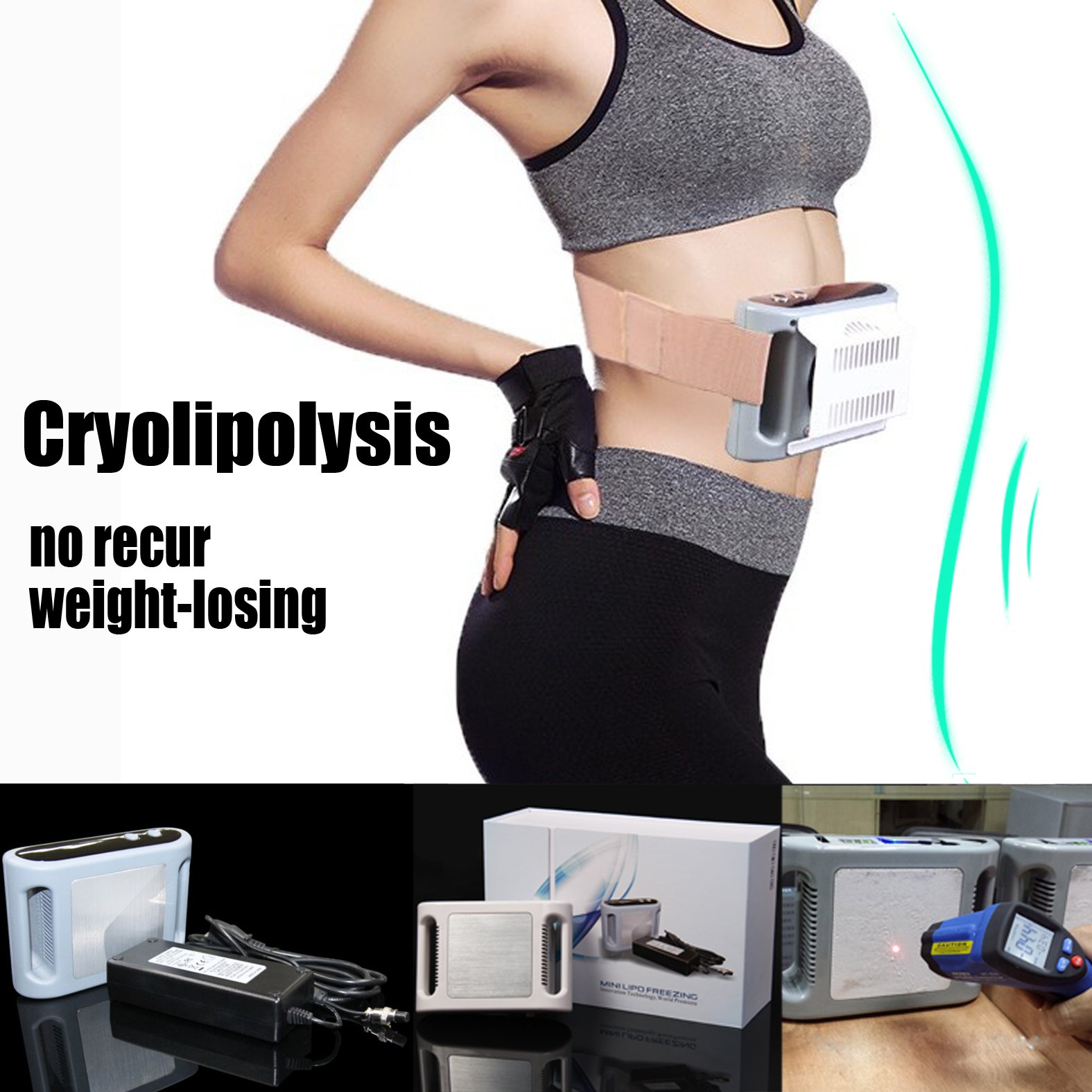 Weight Loss Fast Machine Carer Freezer Fat Removal Device at Home Body Shape Machine