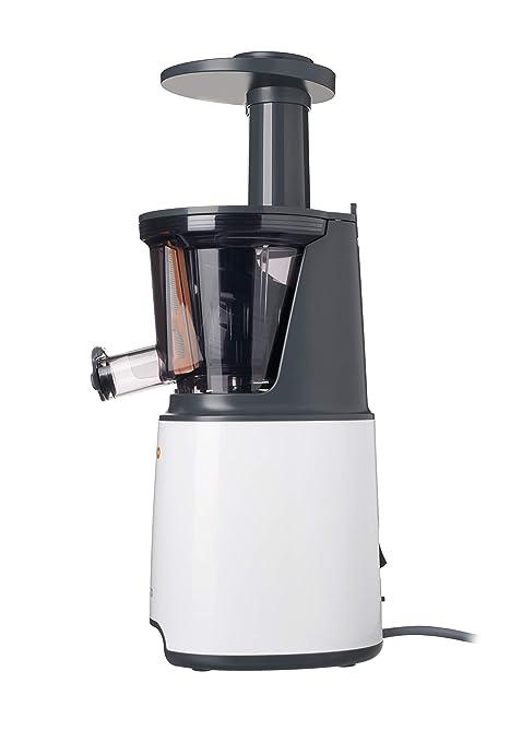 Kenwood JMP 400 WH - Exprimidor (Exprimidor lenta, Negro, Blanco, 55 RPM