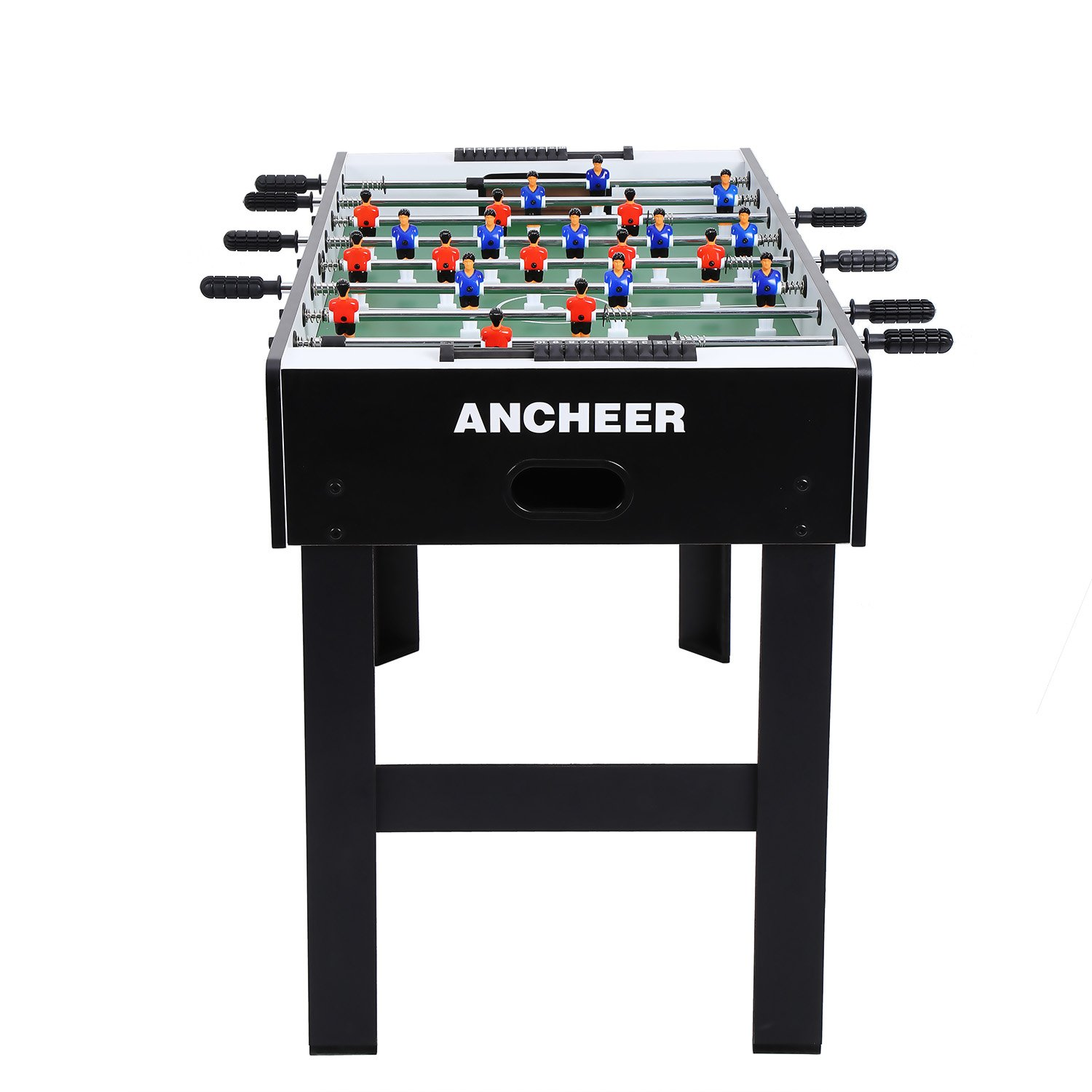 ANCHEER 48'' Foosball Table Soccer Table Arcade Game Room Football Table Sports Game for Kids& Adults- Indoor&Outdoor by ANCHEER (Image #6)