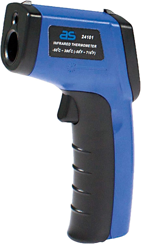 As Schwabe Infrarot Thermometer Pyrometer Kontaktloses Temperatur Messen Von 50 Bis 380 C Infrarot Temperaturmessgerät Berührungsloses Thermometer Digitales Infrarot Thermometer I 24101 Baumarkt