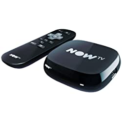 NOW TV HD Smart TV Box - Entertainment Bundle