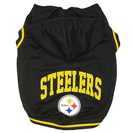 super popular f9618 1198a Pets First NFL Pittsburgh Steelers Hoodie