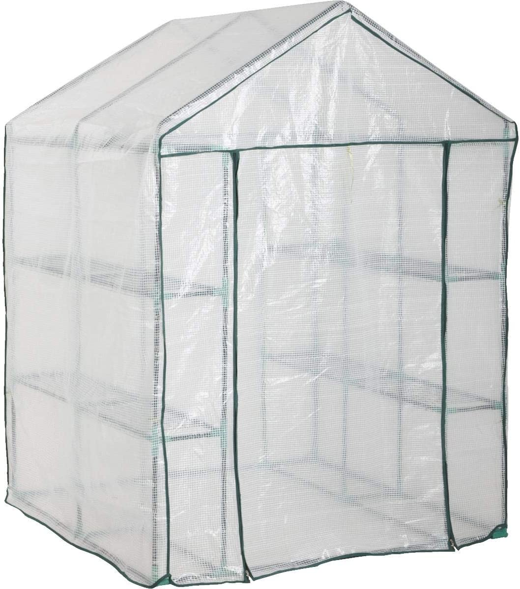 SIM SUPPLY Large Greenhouse Cover