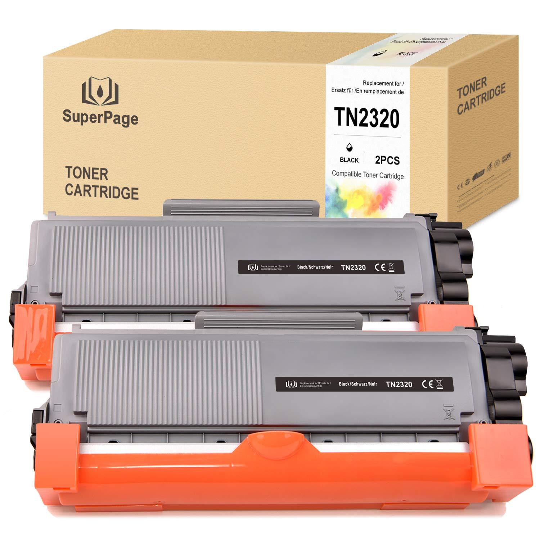 Superpage TN2320 TN2310 Cartucho de Tóner Compatible para ...