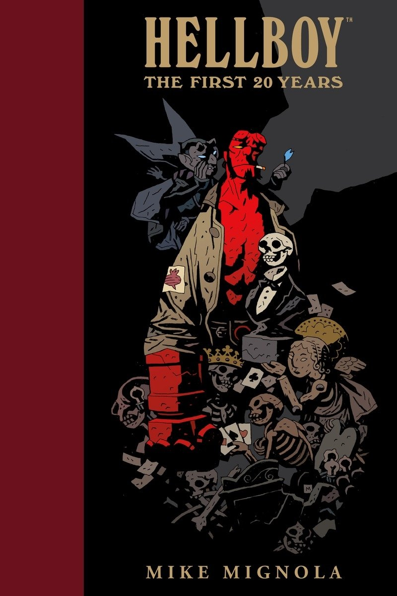 Read Online Hellboy: The First 20 Years pdf epub