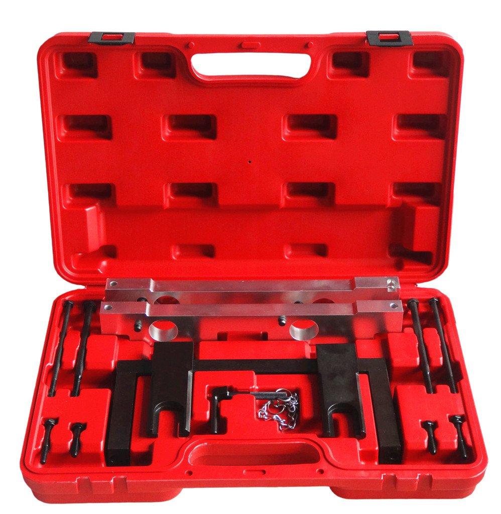 Supercrazy BMW N51 N52 N53 N54 Engine Camshaft Alignment Locking Timing Tool Kit SF0124