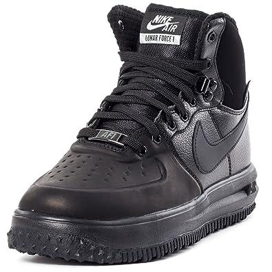 Nike Lunar 1 SneakerbootskidsBlackmetallic Silver Force zSqUVpM