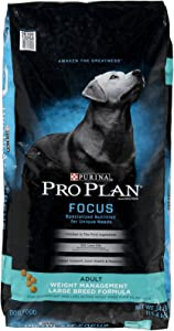 Pro Plan Extra Care Weight Management Large Breed