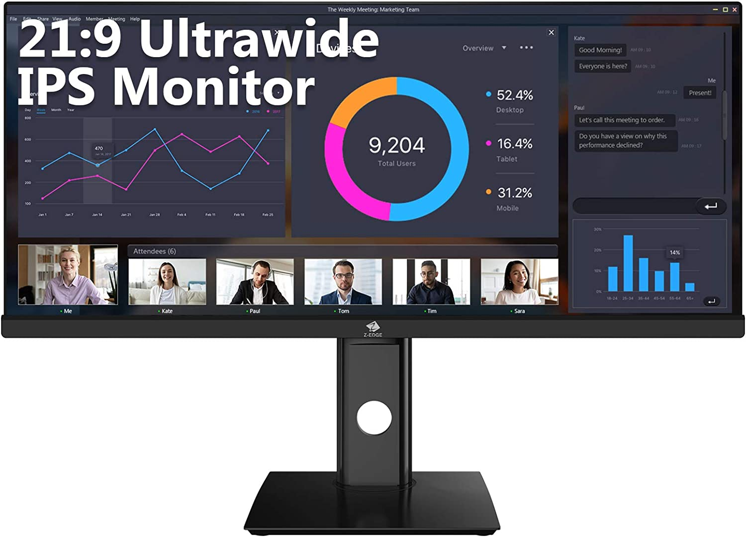 best ultrawide monitor under 300