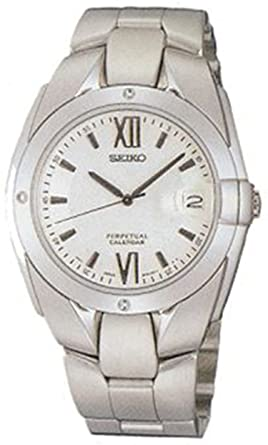 Image Unavailable. Image not available for. Color  Seiko Men s Perpetual  Calendar ... e8380c2e8