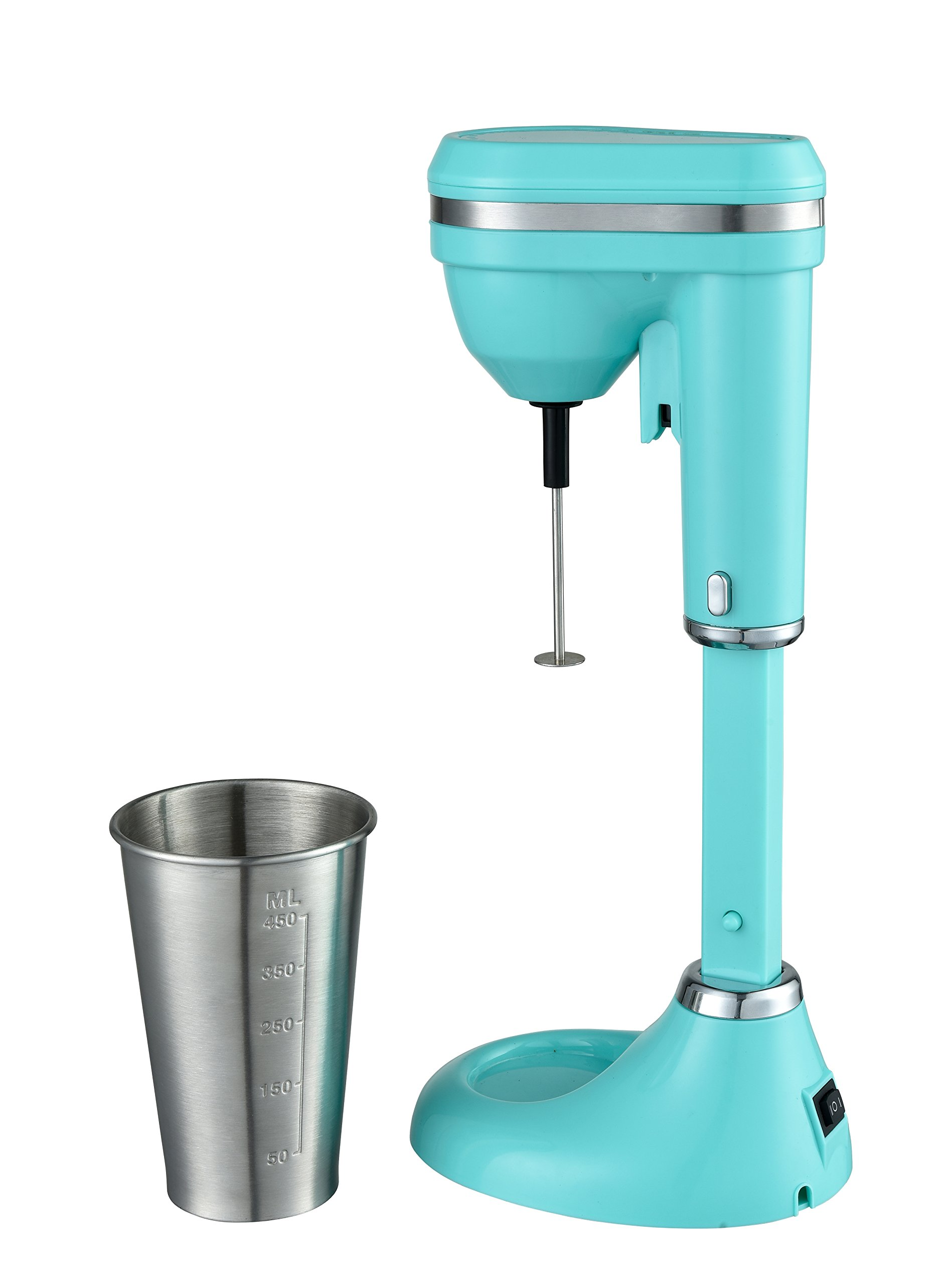 Brentwood SM-1200B Milkshake Maker, Small, Turquoise by Brentwood (Image #3)
