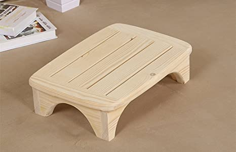 Strange Furniture Benches Stools Bed Step Stool Wood Bedside Bralicious Painted Fabric Chair Ideas Braliciousco