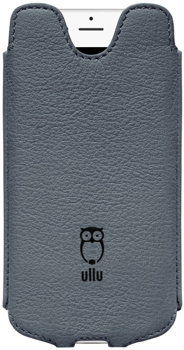 ullu Sleeve for iPhone 8/ 7 - Smoke Up Grey UDUO7PL08