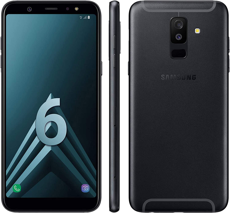 Samsung SM de A605 A6 Plus, Negro: Samsung: Amazon.es: Electrónica