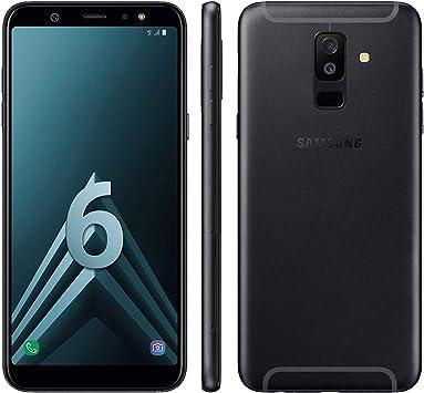 Samsung SM de A605 A6 Plus, Negro: Samsung: Amazon.es ...